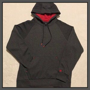 (L-XL) Russell Athletic Grey Hoodie